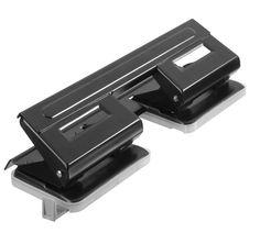 Herlitz 1610880 Doppel-Locher 1,5 schwarz mit Anschlagschiene: Amazon.de: Bürobedarf & Schreibwaren
