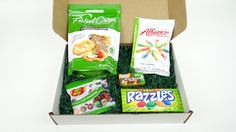 I Love Green Gift Box