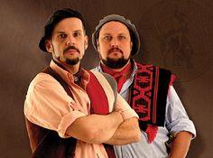 No dia 26, os músicos César Oliveira e Rogério Melo se apresentam na Livraria Fnac Porto Alegre, às 19h30. Uma sessão de autógrafos acontece depois do show. A entrada é Catraca Livre.