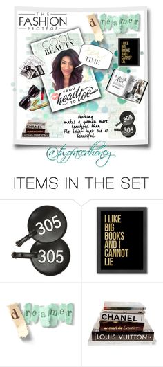 """""""Beauty is only skin deep"""" by two-faced-honey on Polyvore featuring art and Confessionsofabeautyblogger"""