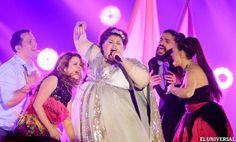 FOTOGALERÍA // ¡Eurovisión en fotos!  La final del Festival de Eurovisión ha comenzado en el Stadthalle de Viena, por donde pasarán los representantes de los 27 países que aspiran a convertirse en el nuevo rey de la canción europa.