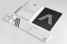 Corporate Identity Design - Aether