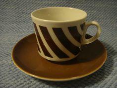 BR-malli, ruskea | Arabian vanhat astiat - Wanhat Kupit verkkokauppa