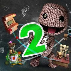 Little Big Planet 2... Can't stop playing!