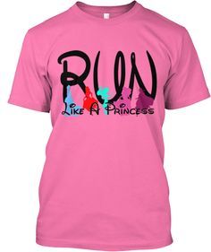 FLASH SALE : Run Like A Princess