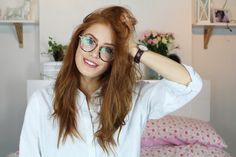 Ms Rosie Bea: Makeup For Glasses