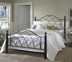 Hillsdale 1764BQ Vista Bed Set - Queen - Rails not included