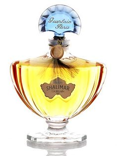 """""""Beautiful Art Deco bottle and a lovely scent introduced to me by my mother and grandmother."""" - Colleen"""