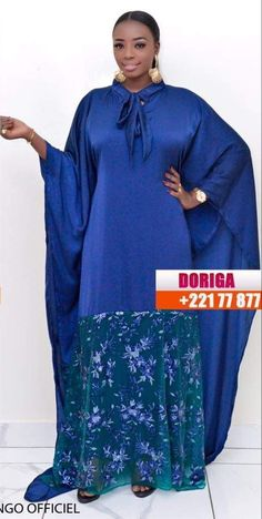 - Source by atraoreadm - Long African Dresses, Ankara Long Gown Styles, Latest African Fashion Dresses, African Men Fashion, African Attire, African Wear, Abaya Fashion, Fashion Outfits, Mode Abaya