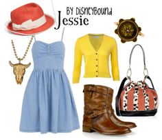 Jessie Outfit