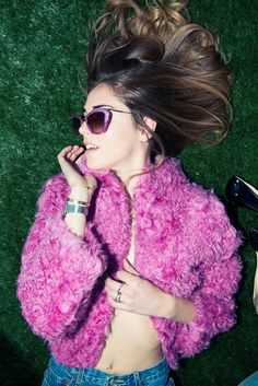 Chiara Ferragni for The Coveteur