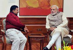 Narendra Modi to skip Kejri swearing-in - read complete story click here.... http://www.thehansindia.com/posts/index/2015-02-13/Modi-to-skip-Kejri-swearing-in-131174