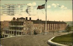 Sing Sing Prison Ossining New York Prisons