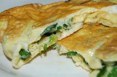 Recette tortilla du jardin - Recettes de cuisine faciles et simples   Recettee