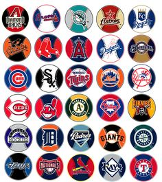 Image detail for -MLB Logos