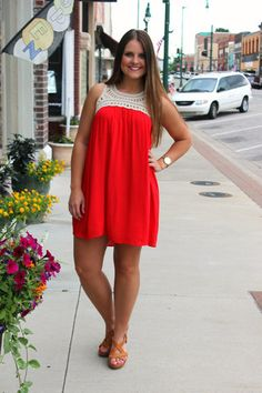 Passionate As Sin Dress