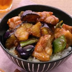 Cooking Recipes, Healthy Recipes, Healthy Foods, Cafe Food, Kung Pao Chicken, Dinner Tonight, Japanese Food, Bento, Chicken Recipes