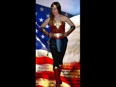 This is part 2 of my Wonder Woman costume tutorial. The template I use here is the same one I used in the bracer tutorial. If you don't already have it, you ...