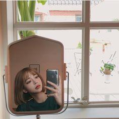something special ♡ Ulzzang Korean Girl, Cute Korean Girl, Asian Girl, Beige Aesthetic, Aesthetic Makeup, Pretty Girls, Cute Girls, Girl Korea, Uzzlang Girl