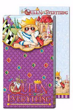 Mary Engelbreit Queen of Everything Pocket Notepad