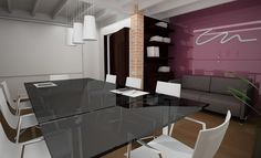 conference rooms | modern conference room 2 e1283515016351 Elegant Conference Room by ...