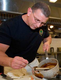 Robert Irvine - Chef at Work