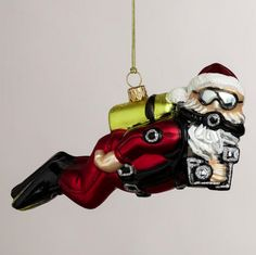 Holiday Gift Ideas: Scuba Diving Ornaments | Scuba Diving