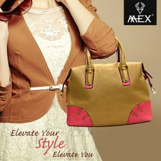 Satchel style handbags, meant to be carried on the arm instead of the shoulder, are very safe bets for all petites out there. If you are in store, take off your coat and try on the bag in front of the mirror. If you think it may be dwarfing you, it probably is. Try another piece.