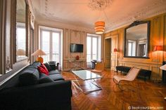 BYP-476 - Furnished 3 bedroom apartment for rent , 135 m² Rue Meyerbeer, Paris 9, 5000 €/M - 1575 €/W