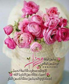 Arabic Quotes, Islamic Quotes, Ramadan Mubarak, Alhamdulillah, Congratulations, Rose, Sponge Holder, Flowers, Facebook