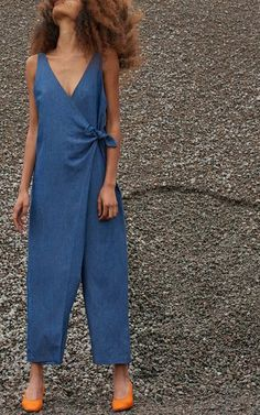 Get inspired and discover Mara Hoffman trunkshow! Shop the latest Mara Hoffman collection at Moda Operandi. Summer Outfits, Casual Outfits, Fashion Outfits, Womens Fashion, Mode Style, Style Me, Jumpsuit Elegante, Look Boho, Mode Hijab