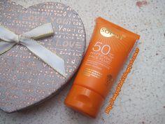 Makyaj Kitabı: Solait 50 SPF Yüz İçin Güneş Kremi