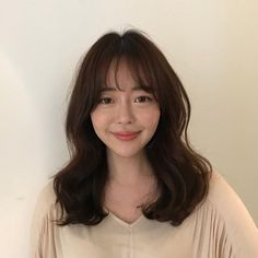 39 ideas hairstyles korean color - New Site Loose Curls Hairstyles, Redhead Hairstyles, Kawaii Hairstyles, Plaits Hairstyles, Pretty Hairstyles, Korean Hairstyles Women, Japanese Hairstyles, Asian Hairstyles, Men Hairstyles