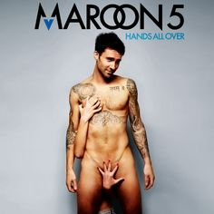 """Well... I kinda never really liked Maroon 5. Don`t know why, But I ran into this album """"Hands All Over"""", using Deezer, an online music-on-demand service that just started in my country (finally!). And I loved it. Lately I`m in """"just let me listen to it, it doesn`t have to be good quality, don`t want to think about it, just let it play"""" mood, so this suits me well. Plus, Adam Levine looks really hot. :P And yes, I know, this is not official album cover. ;) ;)"""
