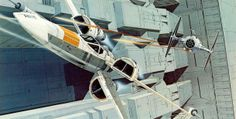 Original Star Wars Storyboard Illustrations(11)
