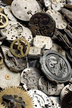 Watchmakers Cogs