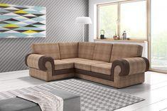 Rohová sedačka TANGO Sedačka je univerzální = roh lze smontovat na pravý i levý. Zadní část sedačky je potažená látkou, je tedy možné postavit sedačku kdekoliv v prostoru. Potahová látka: Jumbo mocca = béžová látka … Mocca, Tango, Furniture, Home Decor, Decoration Home, Room Decor, Home Furnishings, Home Interior Design, Home Decoration