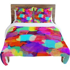 DENY Designs // Amy Sia Brushstroke Duvet Cover