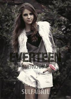 Catálogo Inverno 2013 Sulfabril - Everteen (Capa)