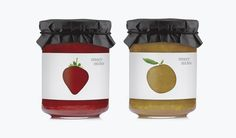 muy mio jam by espluga+associates , via Behance