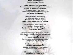 Drunk Car Crash Poem