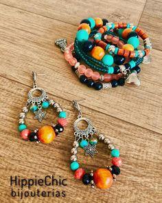 Para você que adora um acessório diferente. ❤️ #brincos #pulseiras #pulseirismo #brincoslindos #amobiju #bijuterias #bijus #acessorios… Beaded Earrings, Beaded Jewelry, Handmade Jewelry, Beaded Bracelets, Adora, Imitation Jewelry, Beads And Wire, Hippie Chic, Leather Jewelry