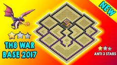 Best Town Hall 8 (TH8) War Base. New TH8 Clan War Base 2017. Anti 3 Stars & Anti Dragon TH8 (Town Hall 8) War Base Clash Of Clans. New Best Anti 3 Stars TH8 War Base 2017.     http://ift.tt/2lHtOjK   Visit the website for Perfect New Bases Of Clash Of Clans.       How To Help My Channel?   Subscribe Our Channel.  Press The Like Button.  Share Our Videos On Social Medias.  Add Our Videos To Your Watch Later List.  Turn On Send me All Notifications For This Channel By Clicking The Notification…