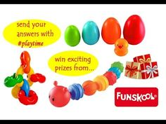 Link Up Your Favourite Toy & Win Exciting Prizes | #playtime | Fun Craft & Games Playtime BabyToonz