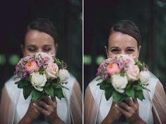 Tabita looking lovely on her wedding day! Beautiful bouquet, beautiful woman!   #wedding #sanguineweddings #love #weddingphotography