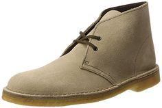 9f7d79f8fe Clarks Originals Desert Boot, Stivali Chukka Uomo: Amazon.it: Scarpe e borse
