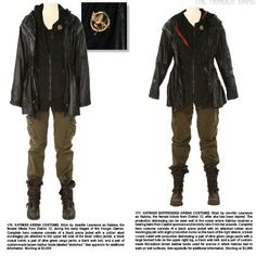 katniss everdeen hunger games costume and makeup - Primrose Everdeen Halloween Costume