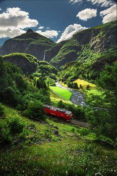 Railway, Norway