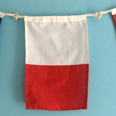 Nautical Signal Flag  H by MySignalFlags on Etsy