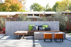 Truly Open Eichler Home by Klopf Architecture (10)